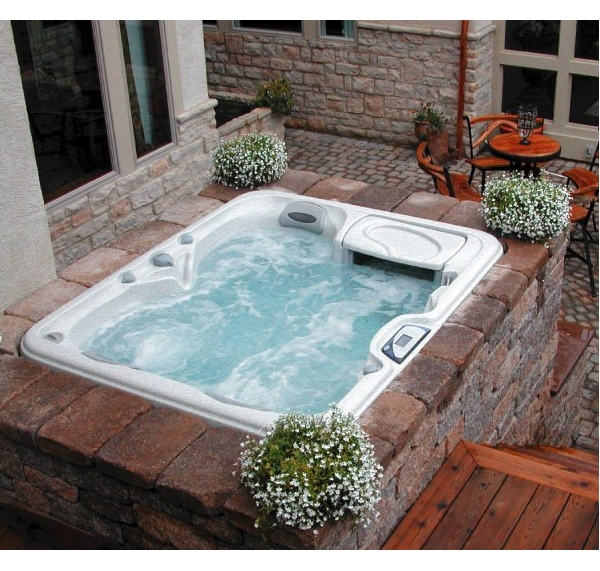 spa capri s rie 880 sundance spas spas. Black Bedroom Furniture Sets. Home Design Ideas